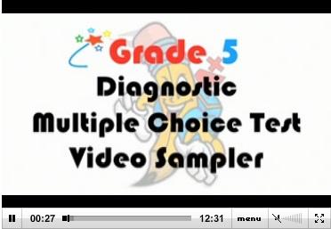 Grade 5 Video Sampler