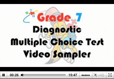 Grade 7 Video Sampler
