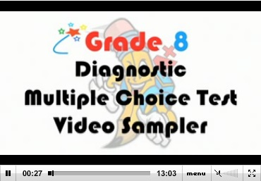 Grade 8 Video Sampler