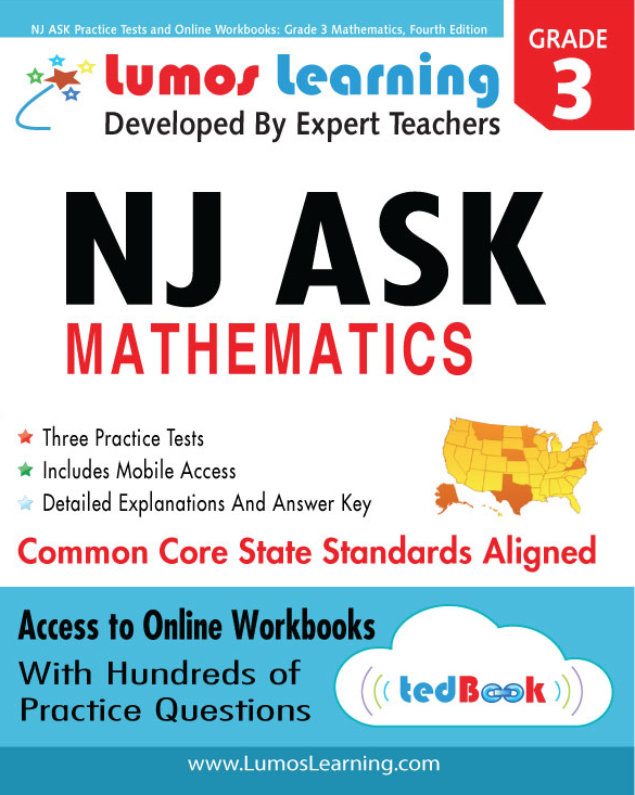Lumos tedBook™ School Edition: Math for NJ ASK 2014