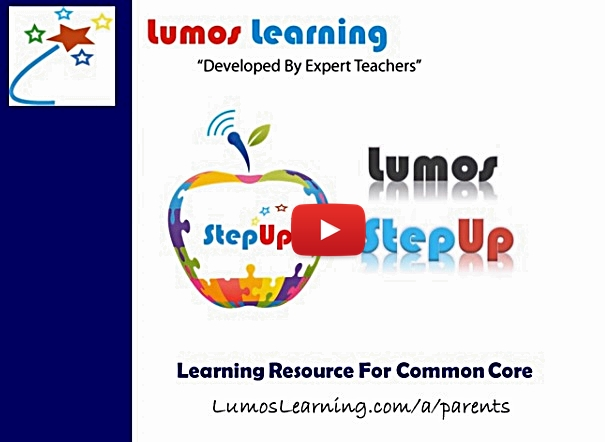 An introduction to Lumos StepUp - A unique elearning program for elementary and middle school students