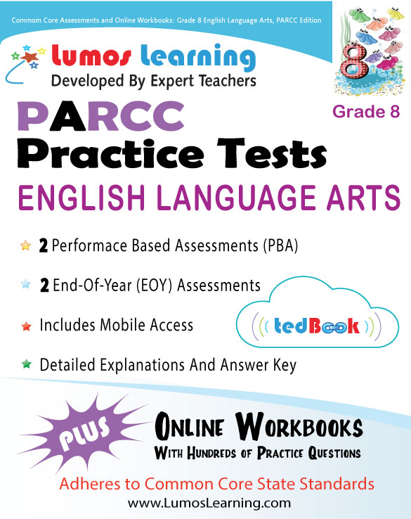 PARCC Assessments Online Practice | Lumos Learning