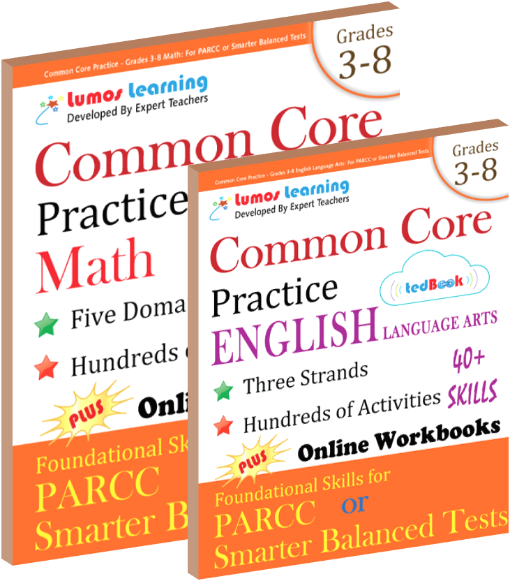 Common Core Printed Practice Resources | Lumos LearningLumos Learning
