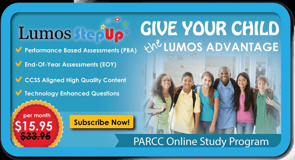 Academic Success through Lumos StepUp®. Give your Child the Lumos Advantage!