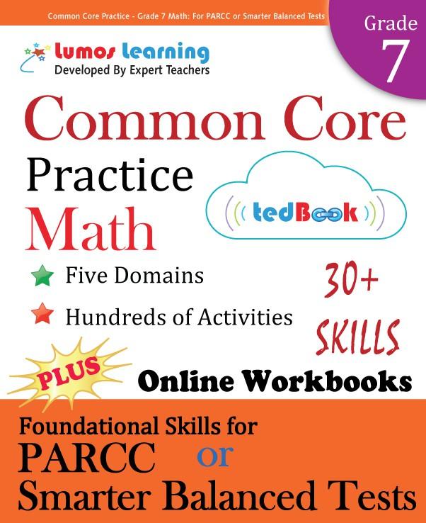 Grade 7 Math CCSS Book