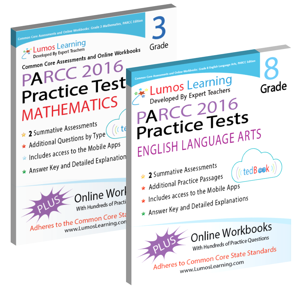 PARCC Samples: Assessment Practice Resources | Lumos Learning