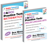 PARCC Practice Tests Book