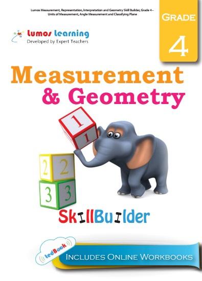 Measurement and geometry grade 4