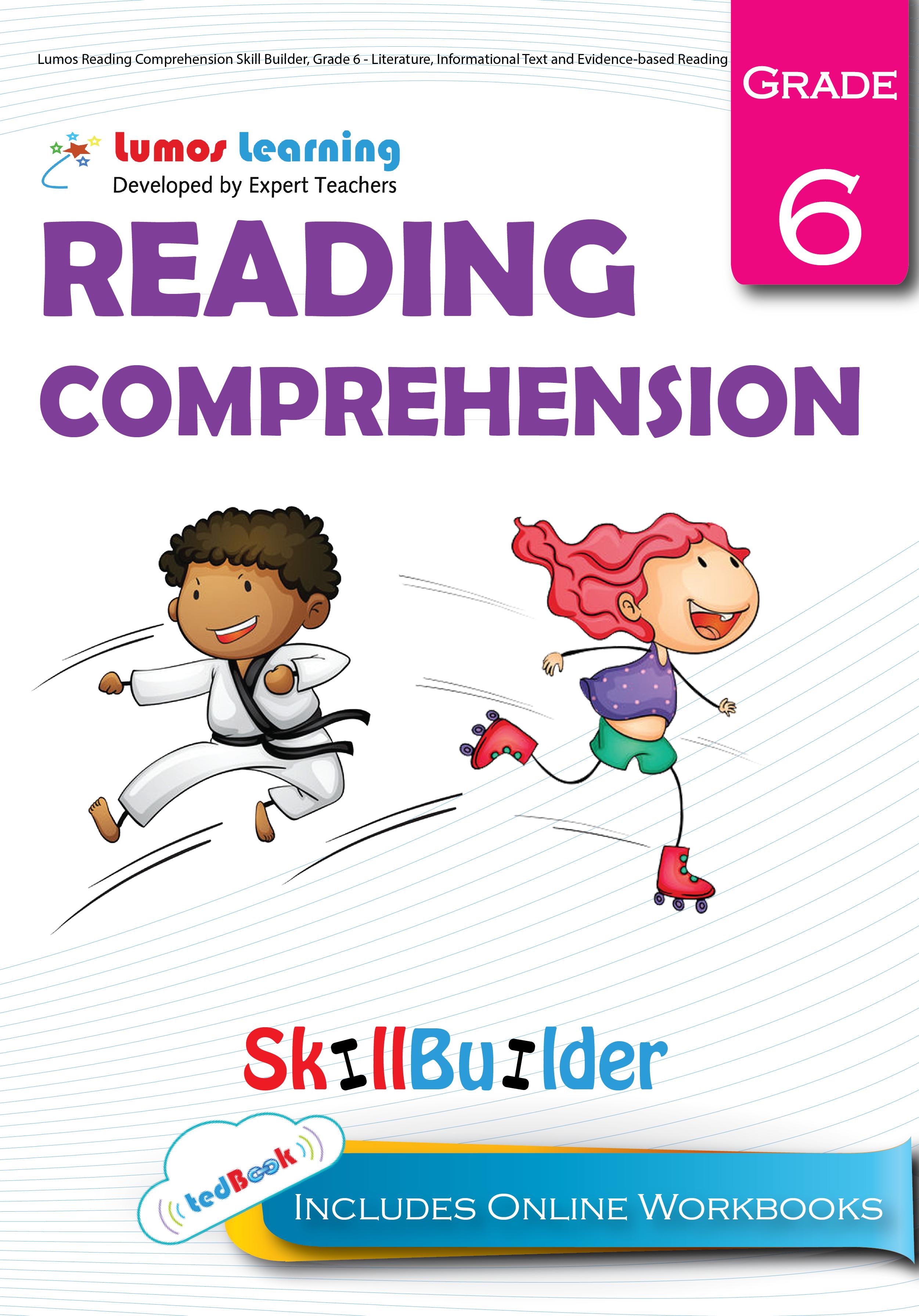 reading comprehension practice grade 6 pdf