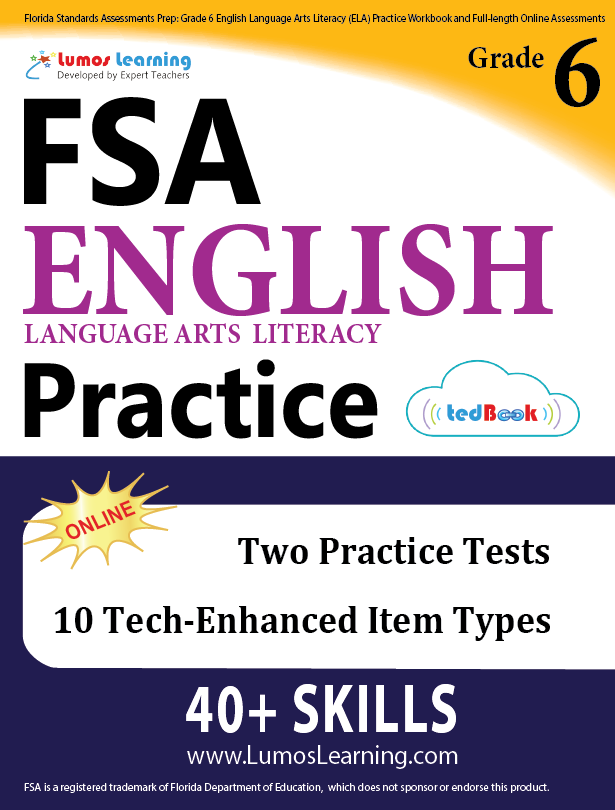 Online Florida Standards Test with Math & English Language ...