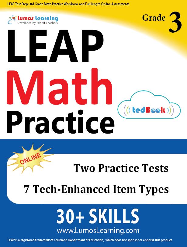 Printed Workbooks for Louisiana Educational Assessment Program (LEAP ...