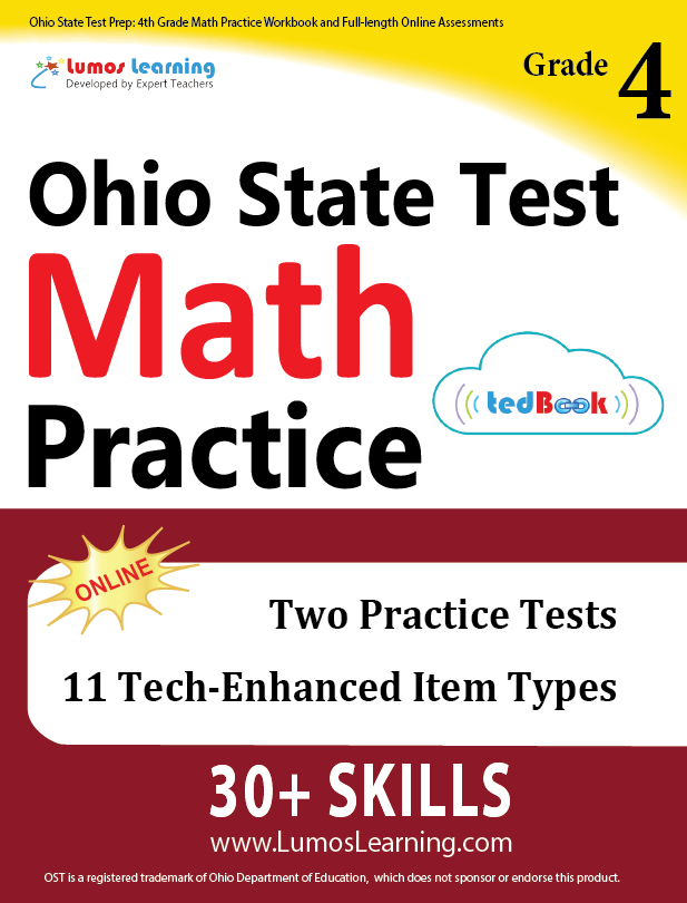 Online Ohio State Tests Practice and Practice WorkbooksLumos Learning