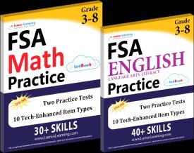 FSA practice workbooks