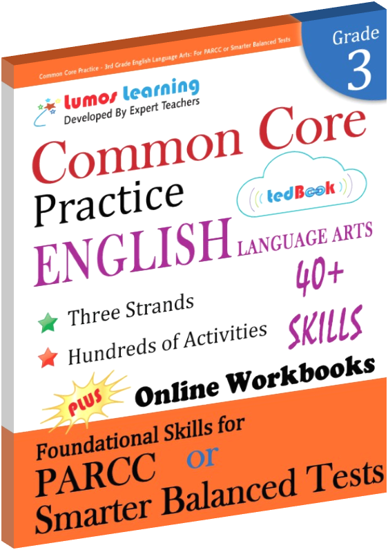 Grade 3 Common Core Practice English Language Arts