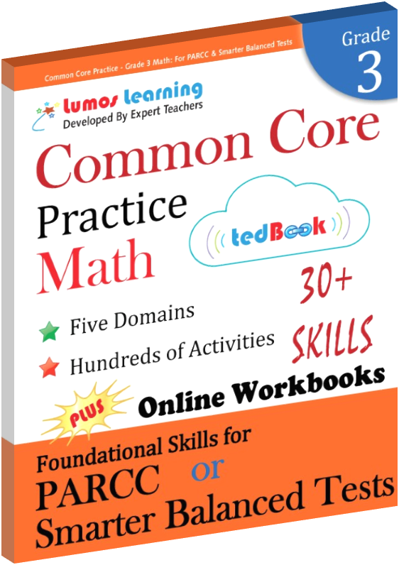 Grade 3 Common Core Practice Mathematics
