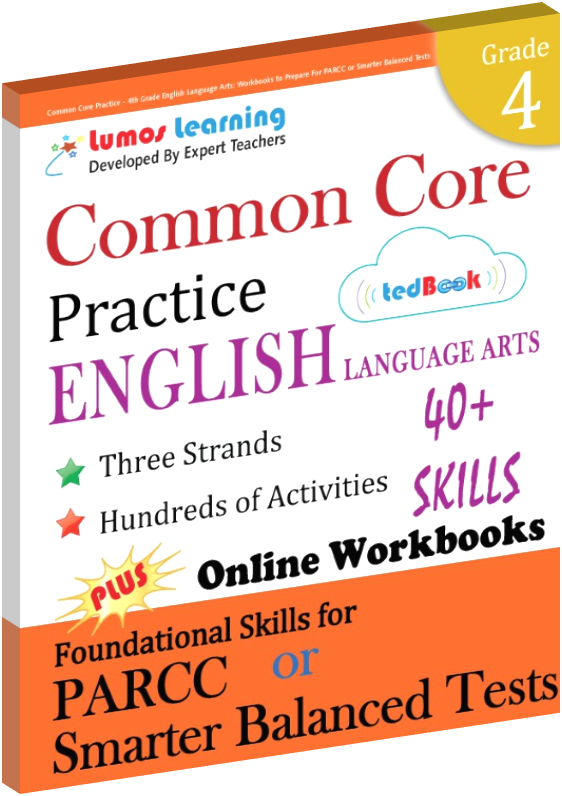 Grade 4 Common Core Practice English Language Arts Practice