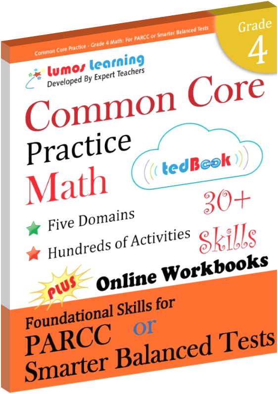 Grade 4 Common Core Practice Mathematics