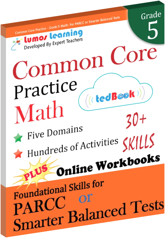 Grade 5 Common Core Practice Mathematics