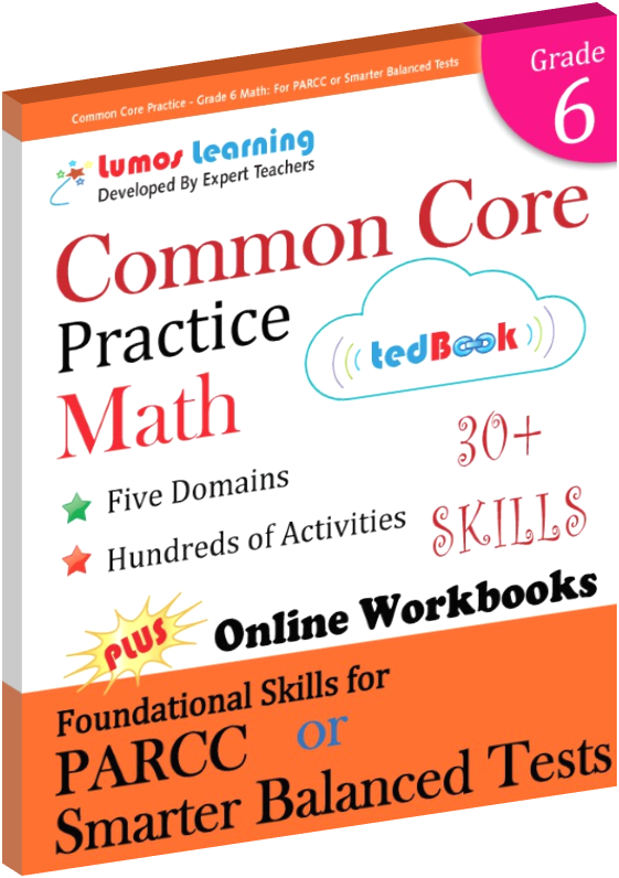 Grade 6 Common Core Practice Mathematics