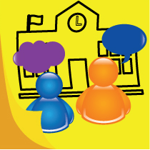 A unique app that helps parents and teachers get a wide range of useful information about their school.