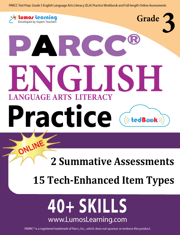Grade 3 PARCC English Language Arts