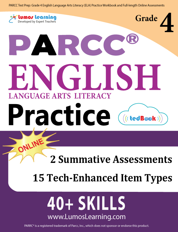 Grade 4 PARCC English Language Arts Practice