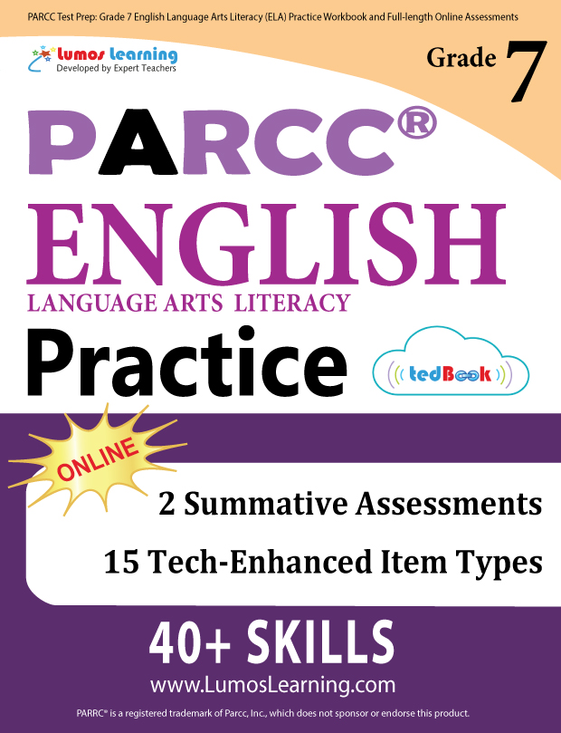 Grade 7 PARCC English Language Arts Practice