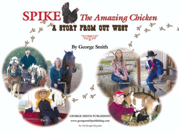 Spike the Amazing Chicken
